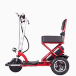 ​The guide to using a mobility scooter