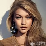 Glamorous autumn and winter hairstyle