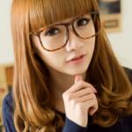 Qi Liu hair wig hairstyle