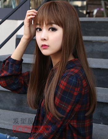 Korean wig