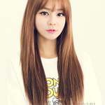 Korean wig straight hair how to wear nature
