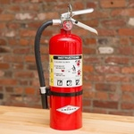 Types of Fire Extinguisher - Does Your Workplace Have the Right Type of Fire Extinguishers?