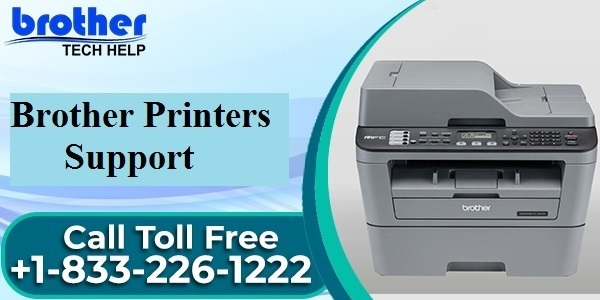 Brother Printers support