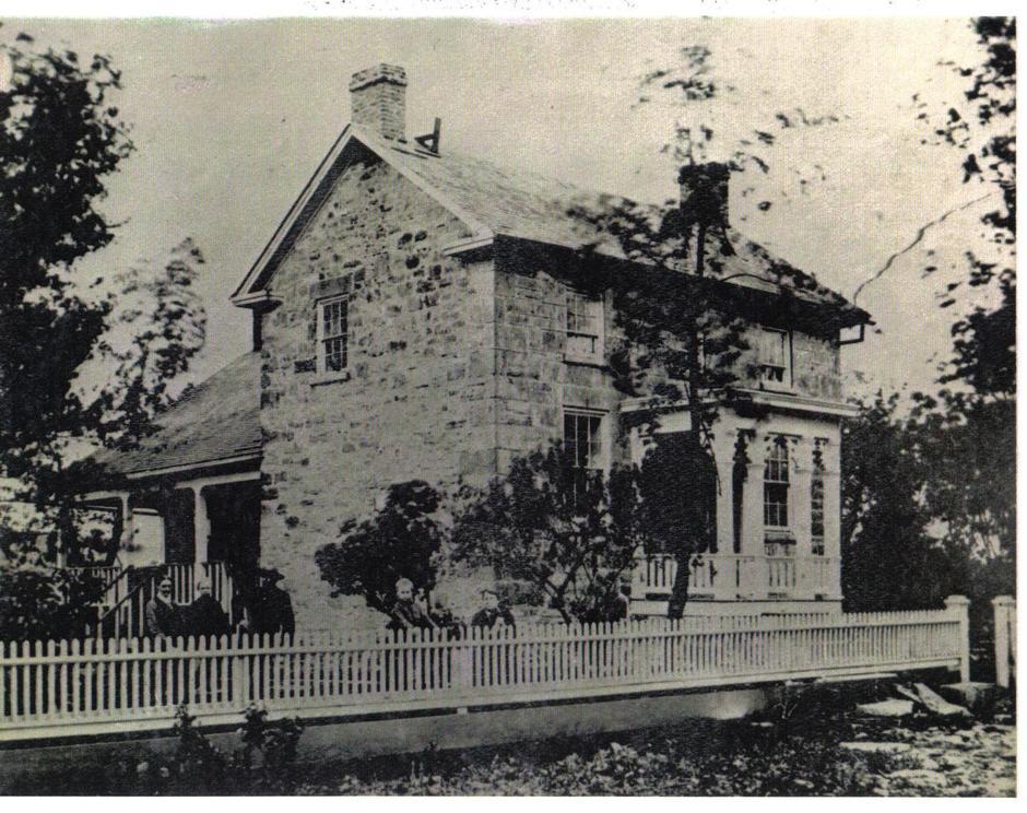 Terwilliger home 1880