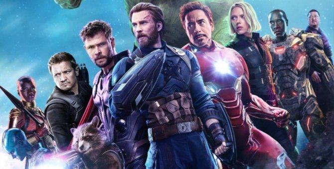Filmes de Ação 2019 Vingadores 4