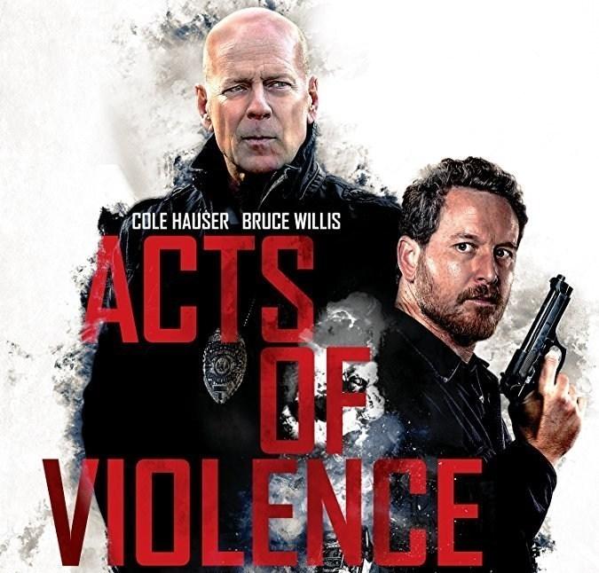 Filmes de Ação 2018 Acts of Violence