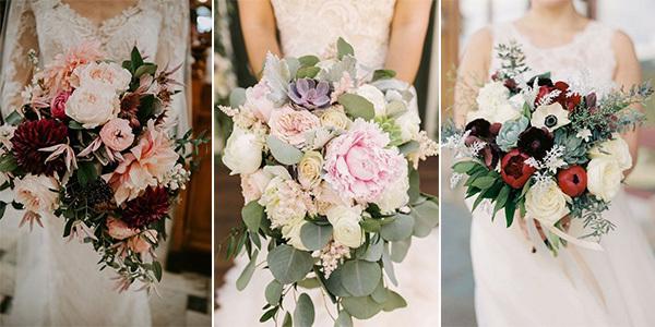 The Loveliest Wedding Bouquet