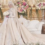 Tips Memakai Jilbab Pernikahan