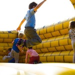 Learn the Benefits of Jumping Castles