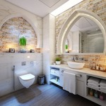 ​Choosing The Perfect Paints for Your Bathroom