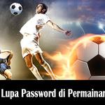 Trik Mengatasi Saat Lupa Password di Judi Bola