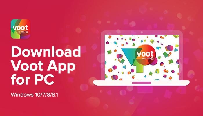 Download Voot for PC/Laptop Windows 10/7/8 - My Website