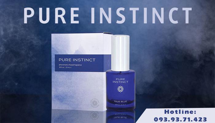 Nước hoa kích dục Pure Instinct True Blue