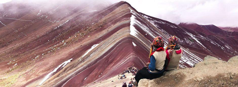 Mountian arcoíris