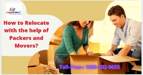 How to relocate with the help of packers and movers?