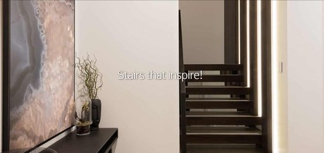 Designer Stairs - Unique and Beautiful