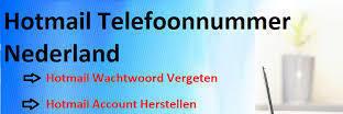 Hotmail Bellen Nederland Telefoonnummer